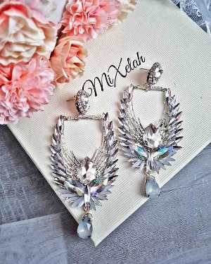 Double wings silver